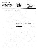 Calendario 1996.Calendario De Conferencias De La Cepal Propuesto Para El