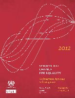 628fb6654 Structural change for equality  an integrated approach to development.  Thirty-four session of ECLAC