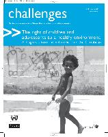 The right of children and adolescents to a healthy environment. A diagnosis from Latin America and the Caribbean