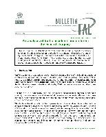 An Analysis Of Traffic Accidents And Children The Case Of