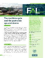 The Maritime Cycle And The Post Crisis Ups And Downs