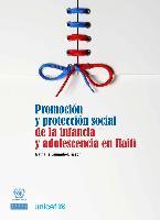 Promoción y protección social de la infancia y adolescencia en Haití