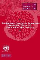Resultados del Programa de Comparación Internacional (PCI) de 2011 para América Latina y el Caribe