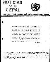 Noticias de la CEPAL Año IV N° 14 | Digital Repository | Economic ...