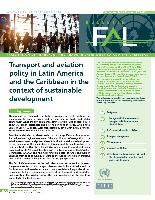 Transport And Aviation Policy In Latin America And The