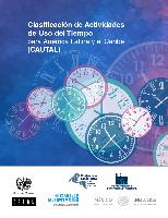 Classification of Time-Use Activities for Latin America and the Caribbean (CAUTAL)