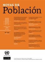 Notas de Población Vol. 43 N° 102