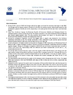 Statistical Bulletin International Merchandise Trade In Latin America And The Caribbean 11 Digital Repository Economic Commission For Latin America And The Caribbean Gary choy, 74john choymontgomery choyrosaline choy, 36. economic commission for latin america