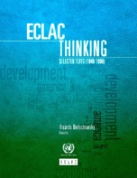 Eclac Thinking Selected Texts 1948 1998 Digital Repository