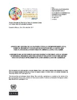 The United Nations Regional Commissions And The 2030 Agenda For