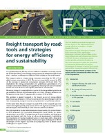 Freight transport by road: Tools and strategies for energy efficiency and sustainability