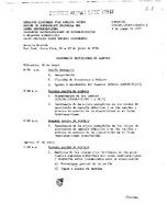 Padre Michele Vassallo Calendario.Calendario Provisional De Labores Tercera Reunion Del Grupo