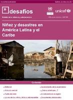 Niñez y desastres en América Latina y el Caribe