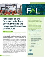 Reflections On The Future Of Ports From Current Strains To