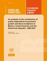 An Analysis Of The Contribution Of Public Expenditure To