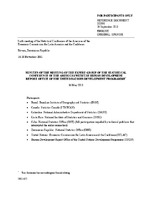 Minutes of the meeting of the expert group of the Statistical ...