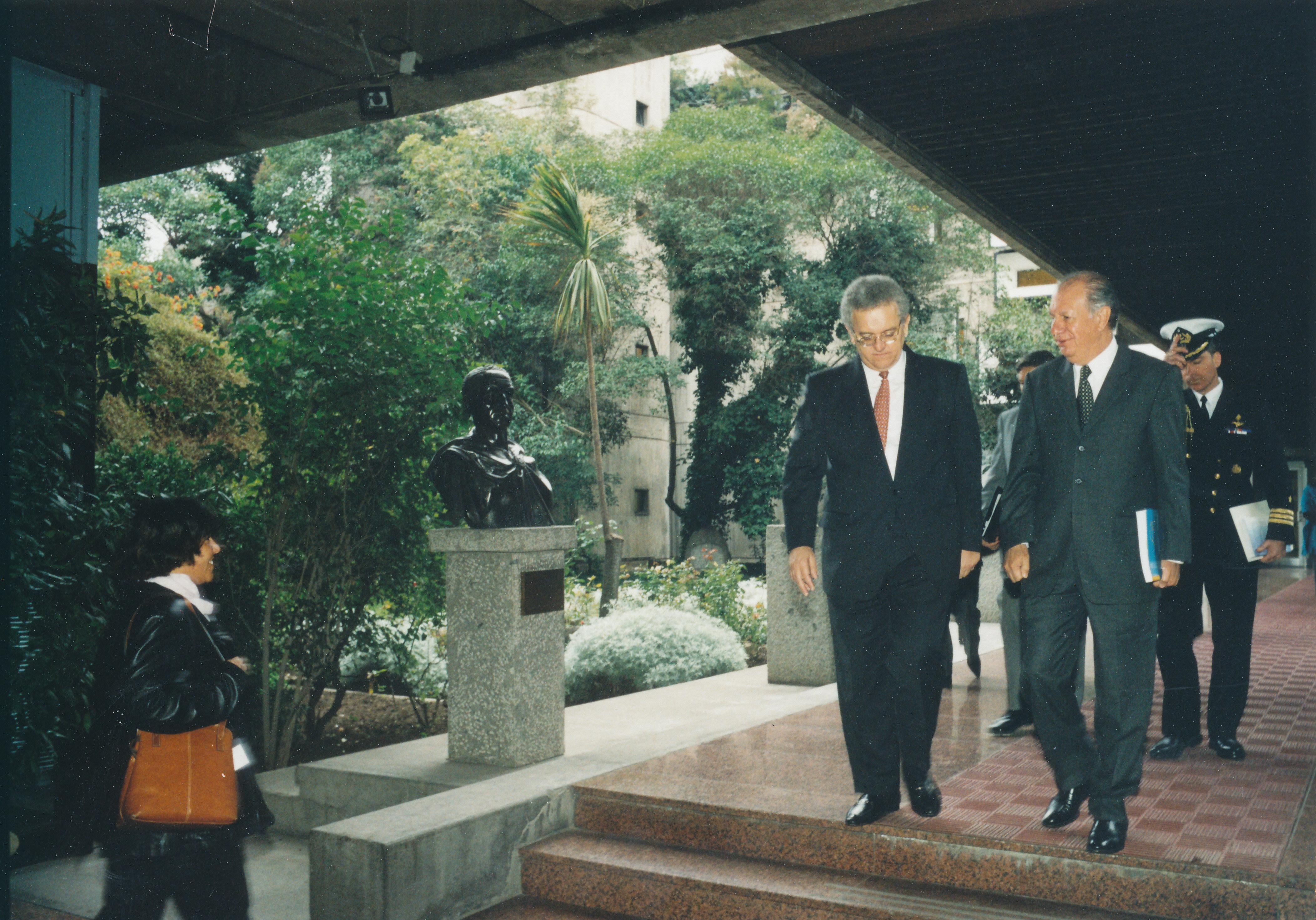 Segundo Encuentro De Ex Presidentes Iberoamericanos La