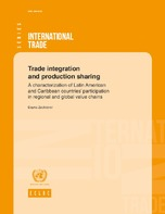 Trade Integration And Production Sharing A Characterization