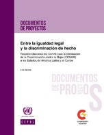 Entre la igualdad legal y la discriminación de hecho