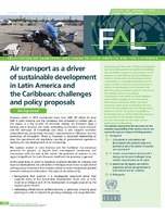 Air transport as a driver of sustainable development in