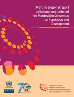 0fb4927f1d3 Draft first regional report on the implementation of the Montevideo ...
