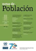 Notas de Población Vol. 45 N° 106