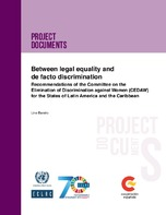 e444361ffd Between legal equality and de facto discrimination  Recommendations of the  Committee on the Elimination of Discrimination against Women (CEDAW) for  the ...