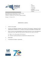 Provisional Agenda Seventeenth Meeting Of The Executive