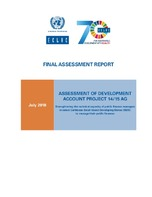 f007cf699c3 Assessment of development account project 14/15 AG: Strengthening the  technical capacity of public finance managers in select Caribbean Small  Island ...
