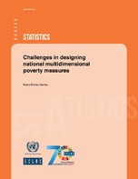 Challenges in designing national multidimensional poverty