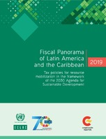 Fiscal Panorama Of Latin America And The Caribbean 2019 Tax