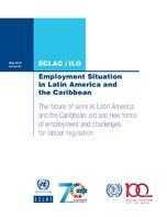 16f2d26669cd The future of work in Latin America and the Caribbean  old and new forms of  employment and challenges for labour regulation
