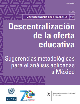 Decentralized Provision Of Education Methodological