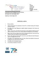 Elena Riz Calendario 2020.Provisional Agenda Seventeenth Meeting Of The Regional