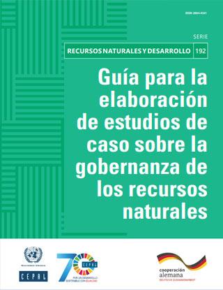 Recursos Naturales Y Desarrollo Digital Repository