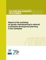 Report Of The Workshop On Gender Mainstreaming In National