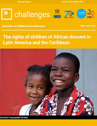 The Rights Of Children Of African Descent In Latin America