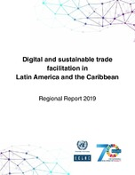 Digital And Sustainable Trade Facilitation In Latin America