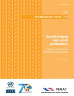 Imported Inputs And Export Performance Evidence From
