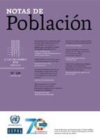 Notas de Población Vol. 46 N° 109