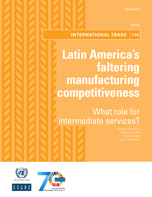 A Network Analysis Approach To Vertical Trade Linkages The