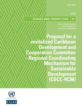 Tv Meubel Avignon Gamma.Proposal For A Revitalized Caribbean Development And Cooperation