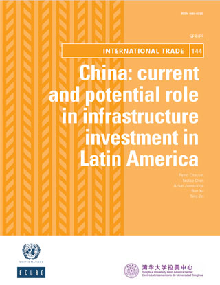 foto de China: current and potential role in infrastructure investment in ...