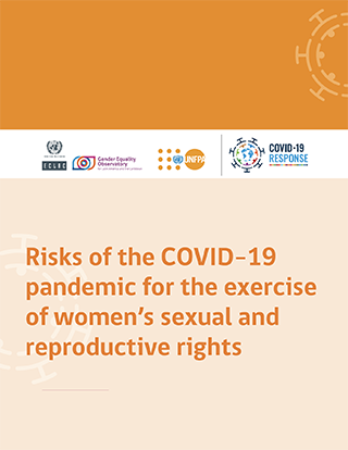 Risks Of The Covid 19 Pandemic For The Exercise Of Women S Sexual And Reproductive Rights Digital Repository Economic Commission For Latin America And The Caribbean New coronavirus stable for hours on surfaces | national institutes of health. risks of the covid 19 pandemic for the