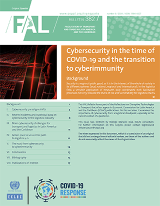 Cybersecurity in the time of COVID-19 and the transition to cyberimmunity