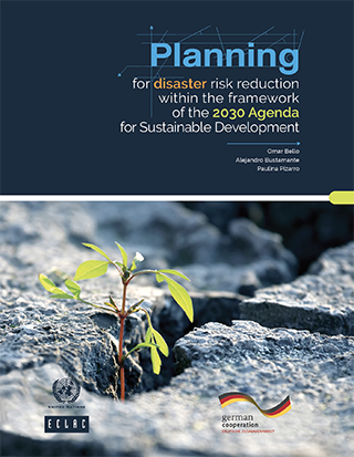 Planning for disaster risk reduction within the framework of the 2030 Agenda for Sustainable Development