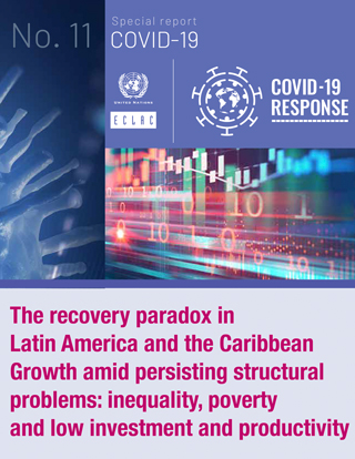 The recovery paradox in Latin America and the Caribbean Growth amid persisting structural problems: inequality, poverty and low investment and productivity