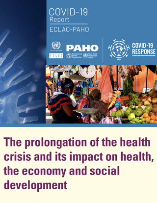 The prolongation of the health crisis and its impact on health, the economy and social development