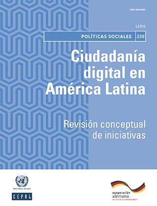Ciudadanía digital en América Latina: revisión conceptual de iniciativas