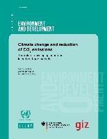 Climate Change And Reduction Of Co2 Emissions The Role Of